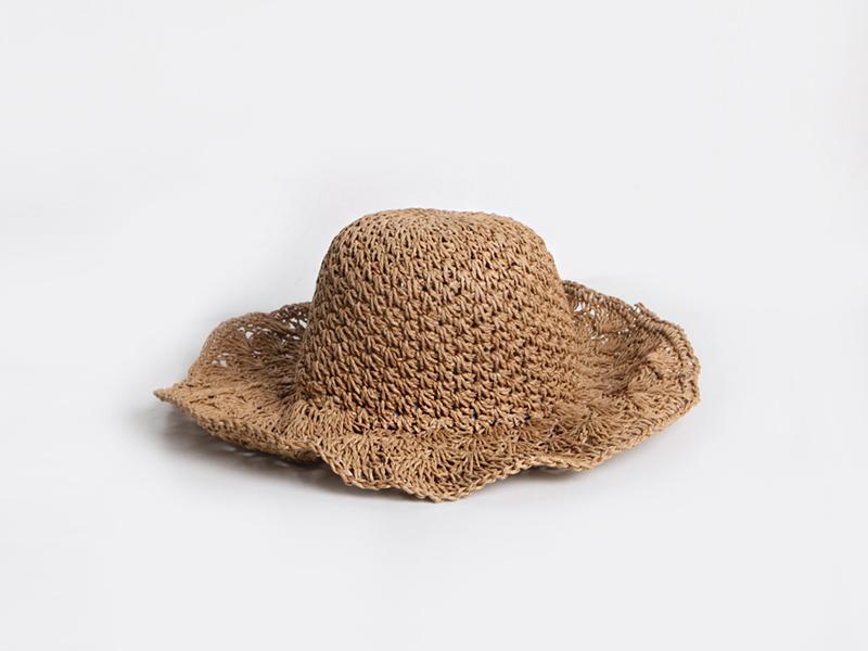 웨이브 스트로 hat